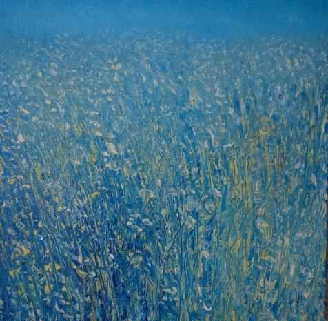 'A Thousand Fields' 30 x 30 cm