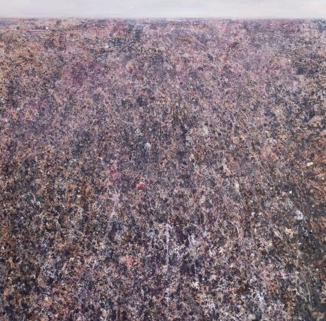 'Wardey Hill' 60 x 60 cm
