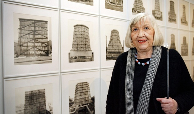 Hilla Becher obituary Artist-photographer who with her husband created a unique record of vanishing industrial structures