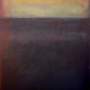 'Solstice' 80 x 80 cm