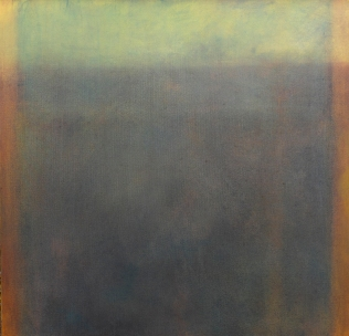 'NightFall' 80 x 80 cm
