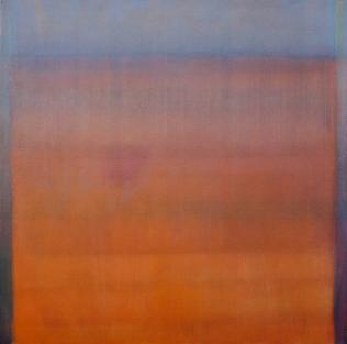 'Solitary' 80 x 80 cm