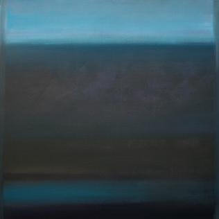 'Half Sleep' 80 x 80 cm