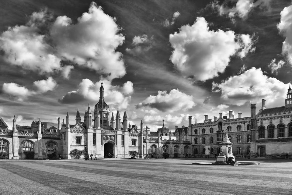 Colleges Cambridge Colour 10